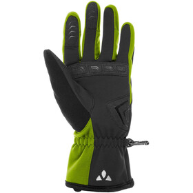 VAUDE Kuro Gloves black/pistachio
